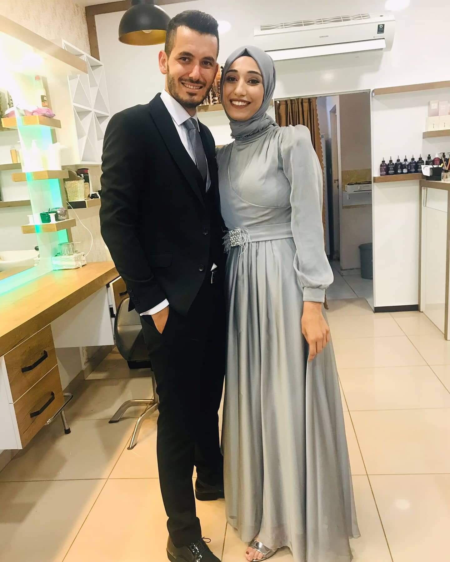 Kerim Ayar ile Hülya Akbaba nişanlandılar