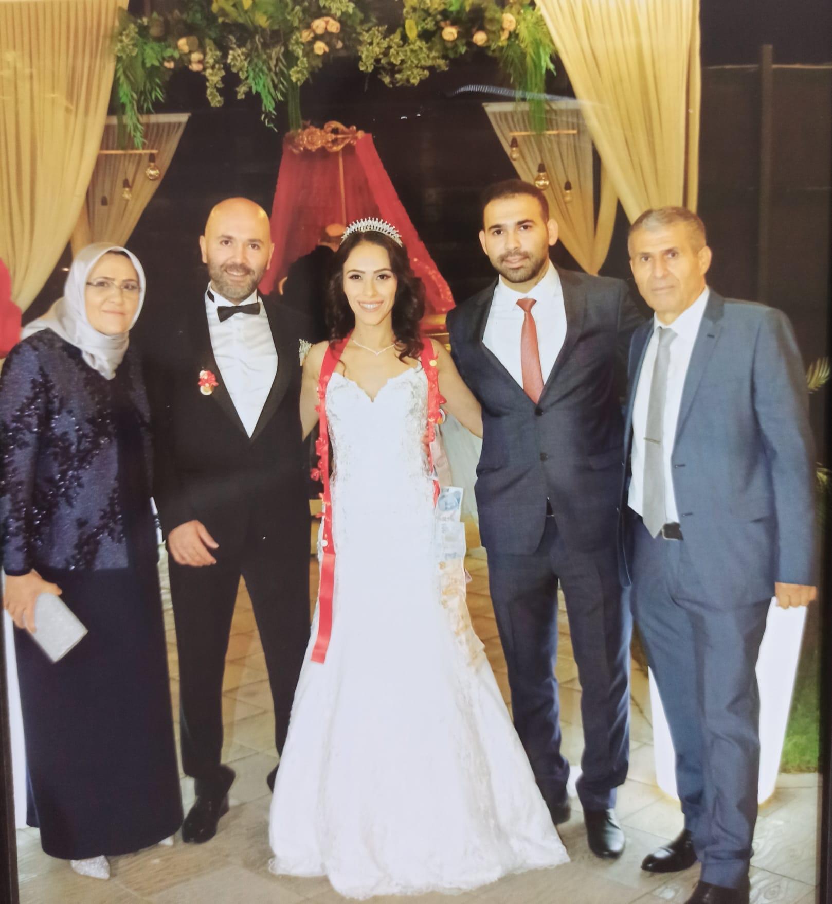 Meltem Özkan ile Fatih Özbük yaşamlarını birleştirdiler