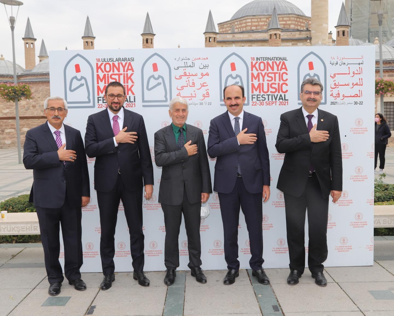 Hayırsever iş adamımız Ali Akkanat Konya'da bazı ziyaretler gerçekleştirdi